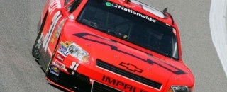NASCAR XFINITY Allgaier Coasts To Nationwide Win At Chicagoland