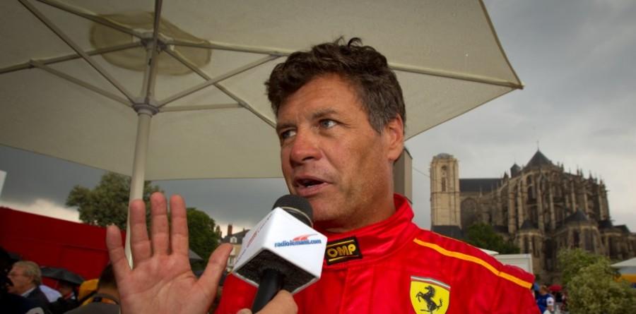 Le Mans Blog: Michael Waltrip Meets France