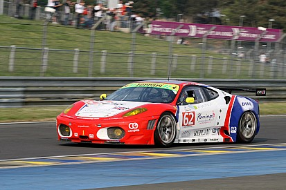 CRS Racing Ready To Make Le Mans 24 Hours Debut