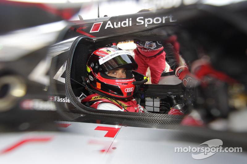 Benoit Treluyer Le Mans 24 Hours Preview