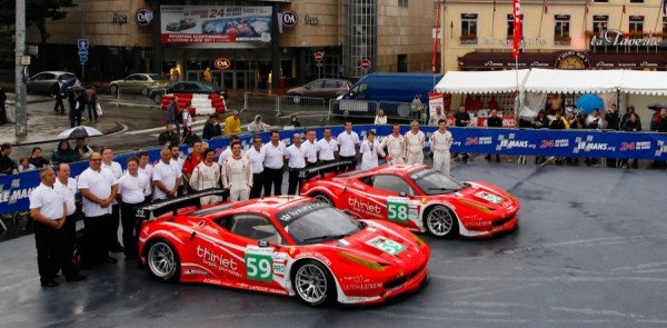Le Mans Blog: Examining The New GT Cars