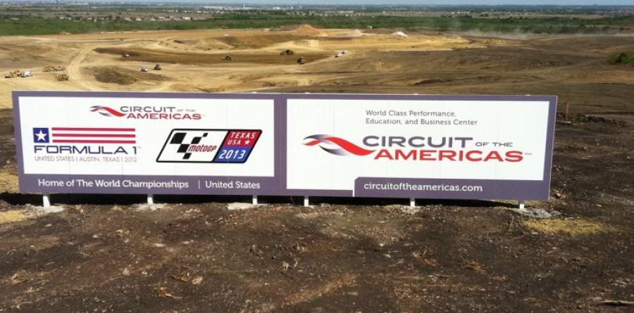 Austin Council Could Scupper 2012 US Grand Prix