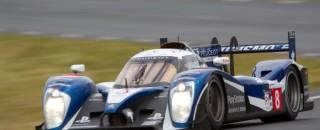 Le Mans Peugeot Le Mans Wednesday Report