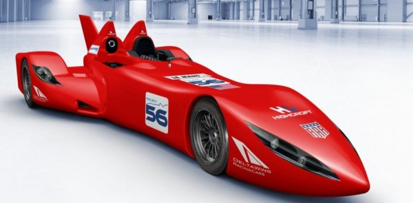 DeltaWing Announced For 2012 Le Mans 24 Hours