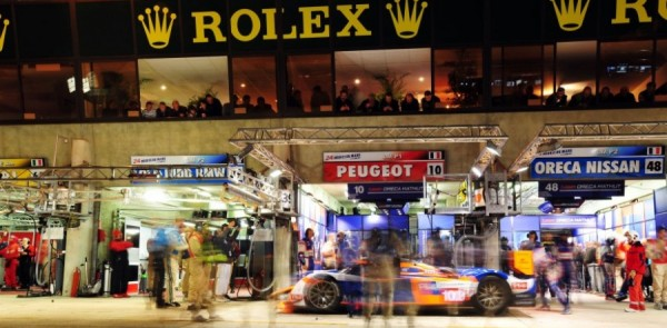 Le Mans Blog: Juggling Engine Performance