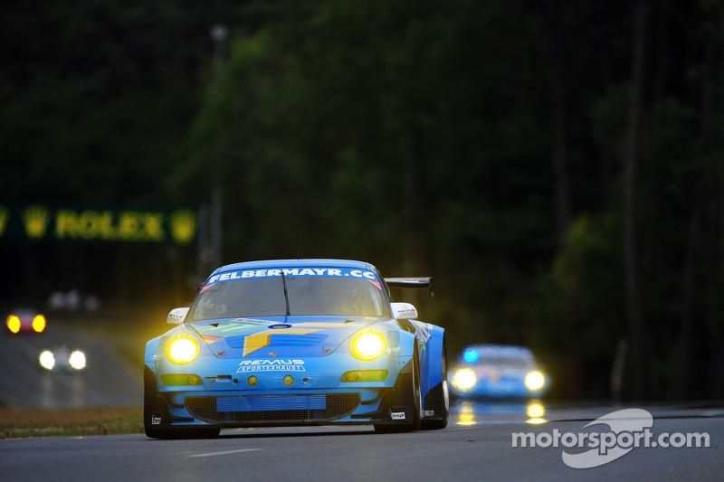 Porsche Le Mans Final Qualifying Report