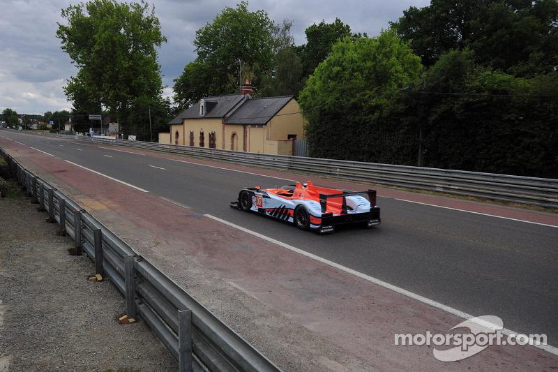 Aston Martin Racing Le Mans Hour 3 Report