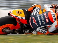 Stoner Sets New Record With Silverstone Pole