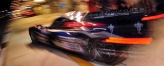 Le Mans Peugeot Le Mans Hour 12 Report
