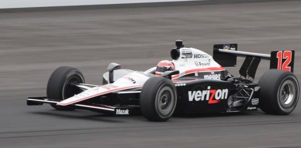 IndyCar Texas Race 1 Race report