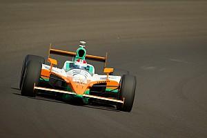 IndyCar CGR's Charlie Kimball Texas Race Report