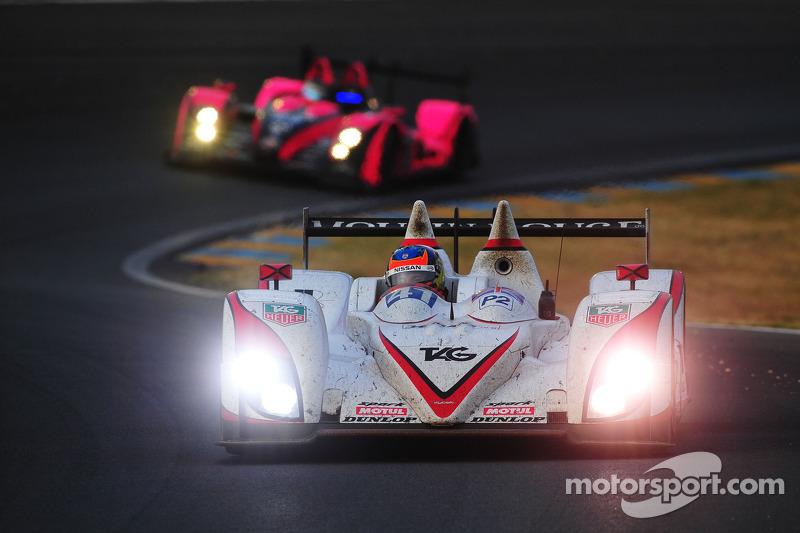 Zytek Le Mans 24H Race Report