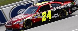 NASCAR Cup Jeff Gordon Heads To Michigan International Speedway