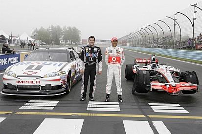 Tony Stewart Has The Formula For Michigan Success