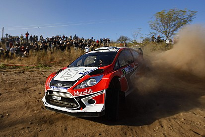 Munchi's Ford Looks To Acropolis Rally