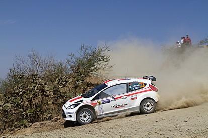 SWRC Acropolis Rally Leg 1 Summary