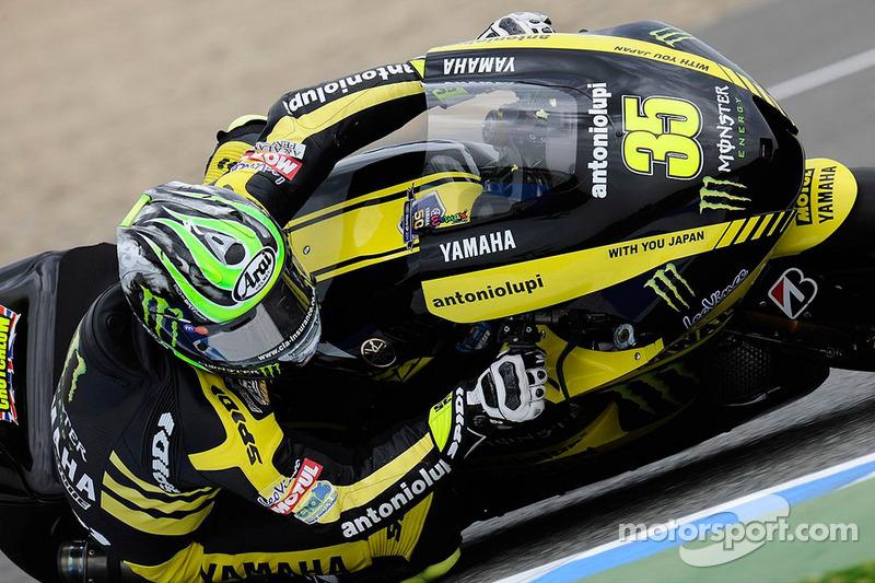 Tech 3 Yamaha TT Assen Qualifying Report