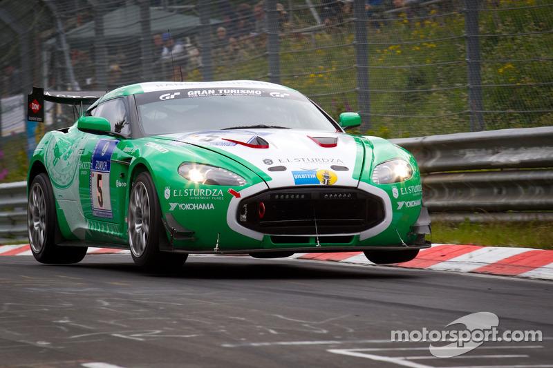 Aston Martin Racing Nürburgring 24H Race Report