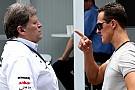 Haug Insists Schumacher Has Three-Year Contract