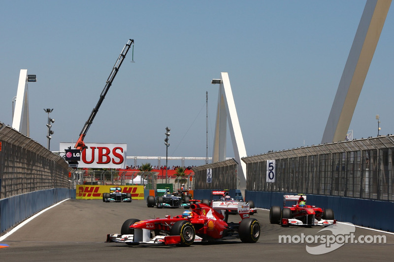 Valencia To Be Spain's Only F1 Race - Reports