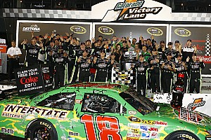 Joe Gibbs Racing History With Interstate, Part 8