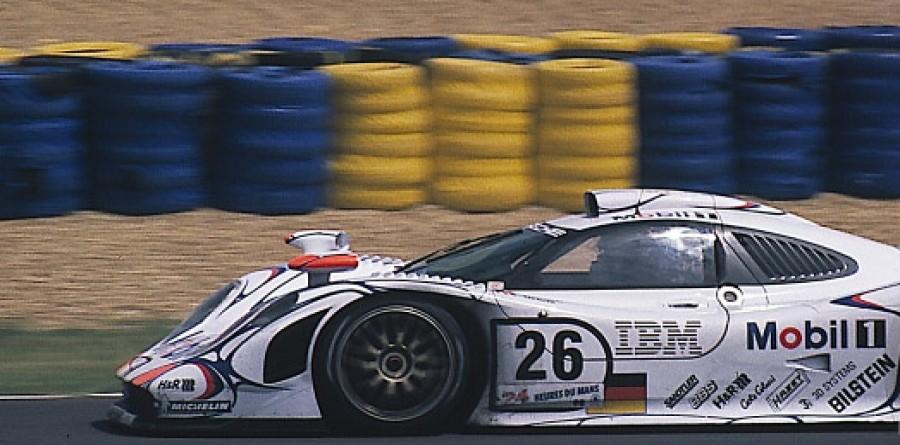Porsche Works Prototype Back At Le Mans In 2014