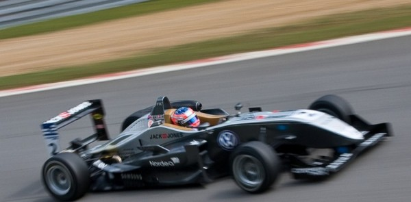 Magnussen Grabs BF3 Double Pole For Nurburgring