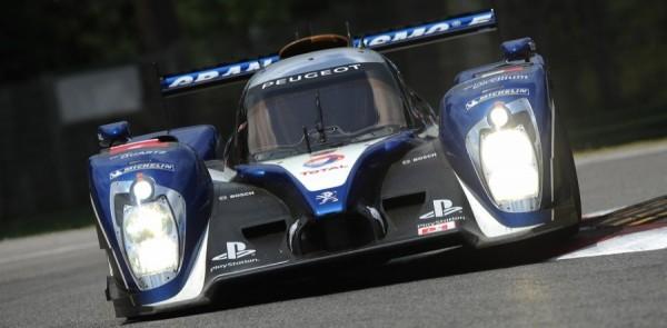 Peugeot's Davidson Lands LMS Imola Pole In ILMC Contest
