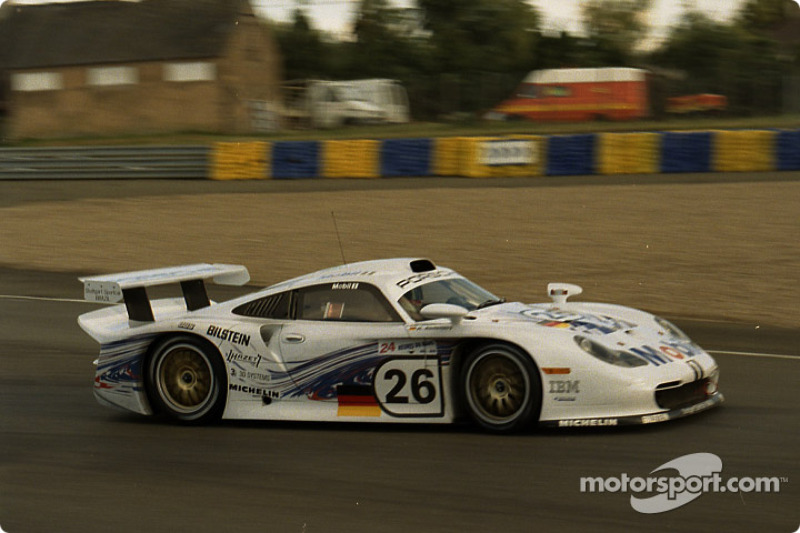 ACO Statment On Porsche's Return To Le Mans