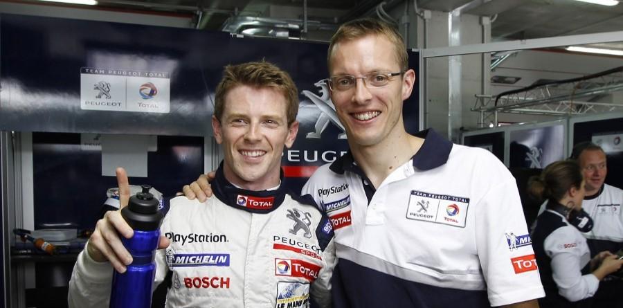 Peugeot Imola Le Mans Series Pole Report