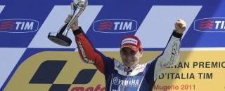 MotoGP MotoGP Yamaha Rider Lorenzo Powers To Italian GP Glory