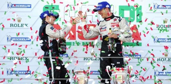 Peugeot Takes 1-2 Finish at Imola ILMC race