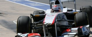 Formula 1 Sauber F1 Confident Ahead Of British GP At Silverstone