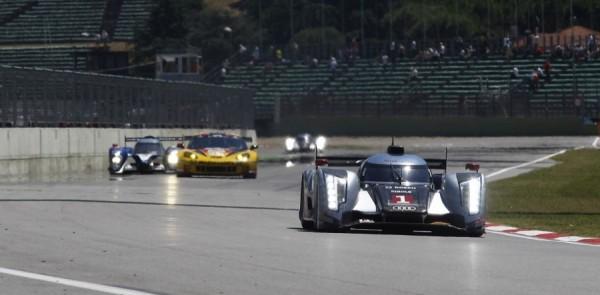 Audi Ends LMS Imola Race With ILMC Podium