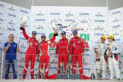 Ferrari Imola ILMC Event Race Report