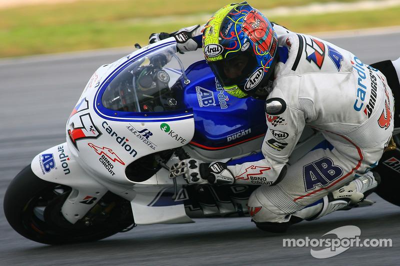 Cardion AB Motoracing Italian GP Race Report
