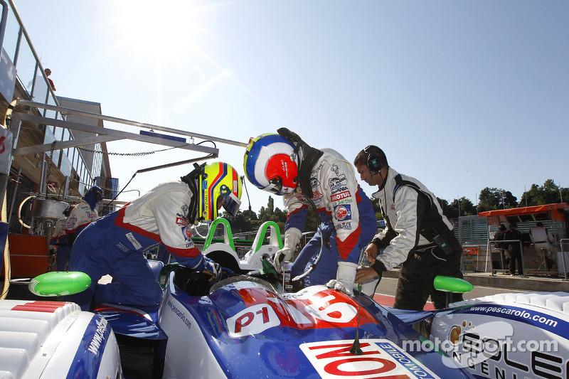 Pescarolo Team Imola ILMC Event Race Report