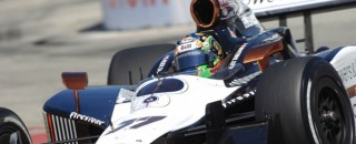 IndyCar Alex Tagliani Prepared For IndyCar Event In Toronto