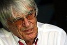 Ecclestone Admits Interest In Buying Back F1