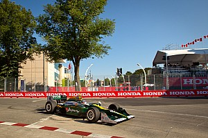 IndyCar KV Racing Toronto Qualifying Report