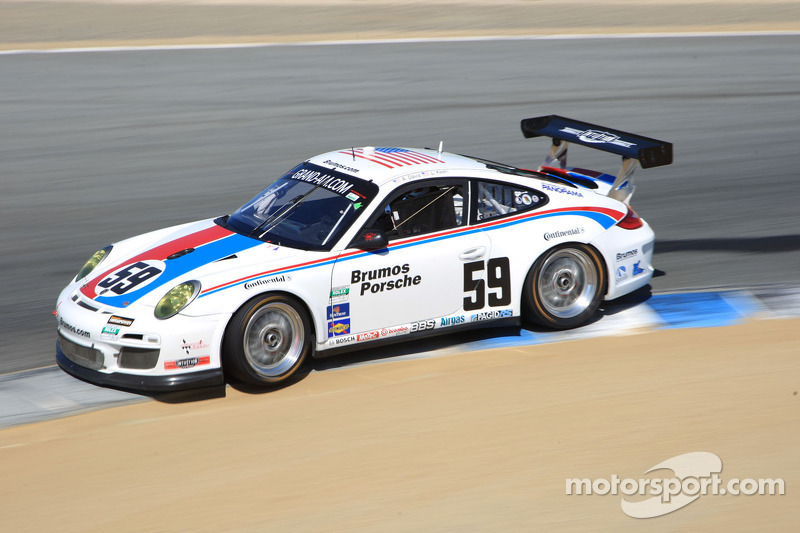 Grand-Am Rolex Series Laguna Seca Race Report
