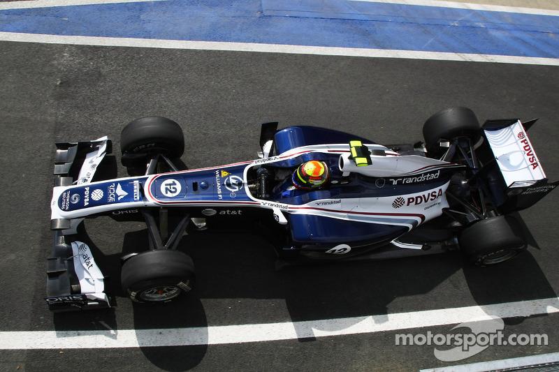Williams British GP - Silverstone Debrief With Sam Michael