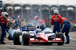 IndyCar CGR's Graham Rahal Toronto Race Report