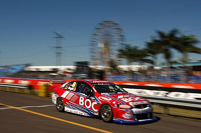 Team BOC Townsville 400 Sunday Report