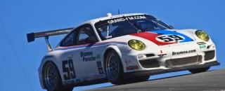 Grand-Am Brumos Racing Grand-Am Rolex Laguna Seca Race Report