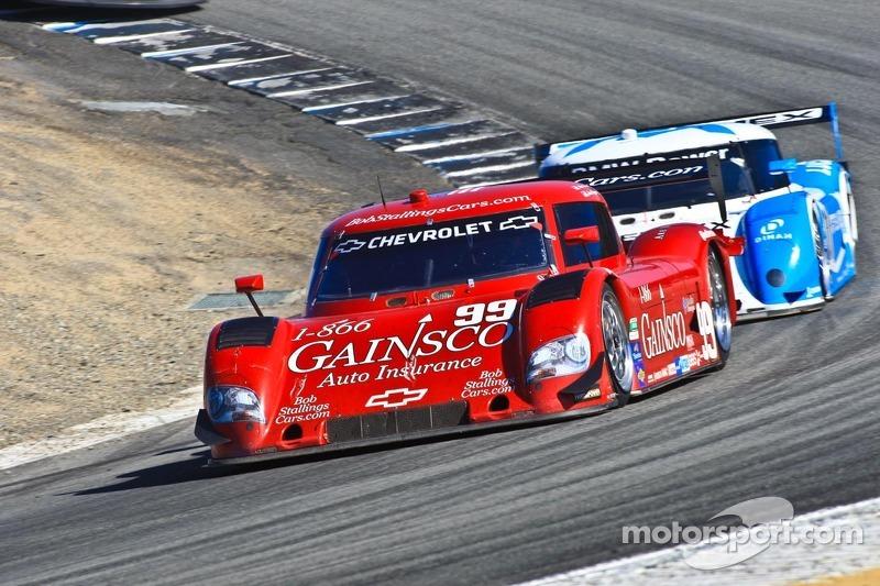 Riley Technologies Laguna Seca Race Report