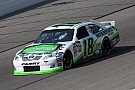 Kyle Busch heads For The Loudon 301