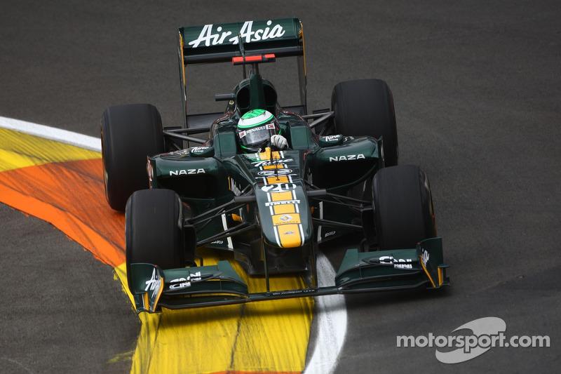 Team Lotus Strike Deal To Use Red Bull KERS