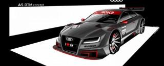 DTM Audi Banks On A5 For 2012 DTM Season