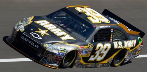 Ryan Newman Speeds To NASCAR Cup Loudon 301 Pole